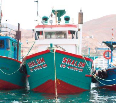 Embarcación Shalom