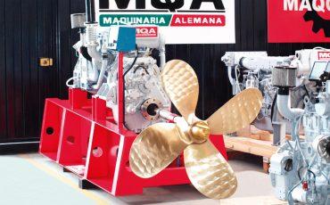 Diseño, fabricación y mantenimiento de hélices